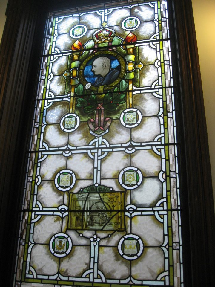James Watt Window