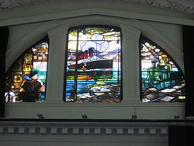 Lusitania Window